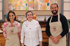 La chef Pepa Muñoz visita 'Cocina al Punto'