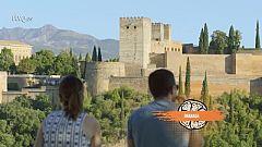 Peña de tapeo por Granada