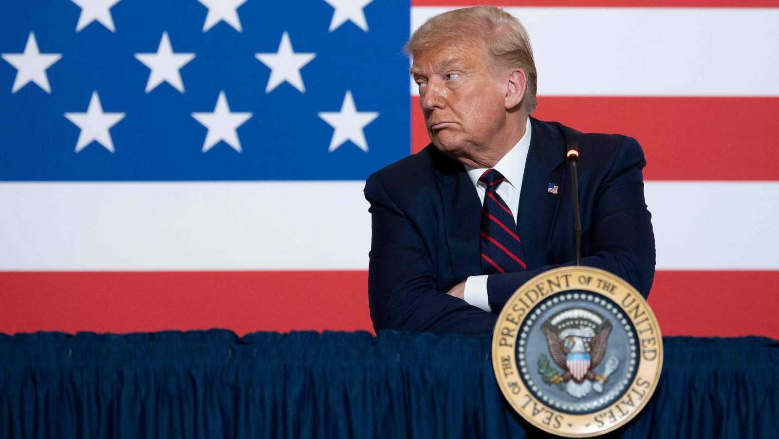 Trump sugiere aplazar las presidenciales de noviembre con sospechas infundadas sobre el voto por correo