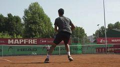 Tenis - Liga Mapfre Valor. Prueba Equelite. Resumen