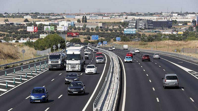 """La segunda operación especial de tráfico del verano empieza con """"incertidumbre"""" en la previsión de desplazamientos"""