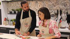 Cocina al punto con Peña y Tamara - Las tapas