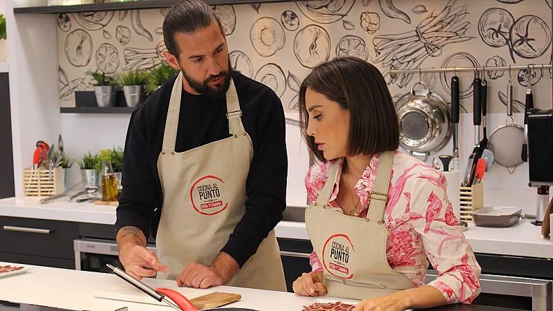 Cocina al punto con Peña y Tamara - Las tapas - ver ahora
