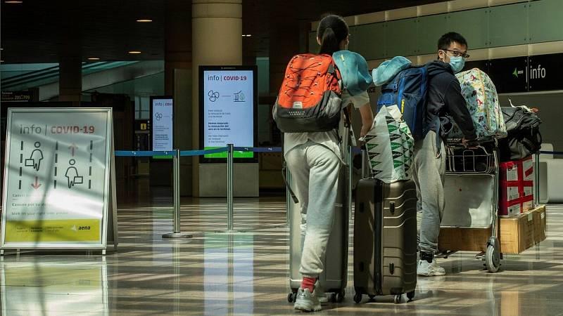 Las vacaciones, marcadas por el coronavirus y las medidas de prevención