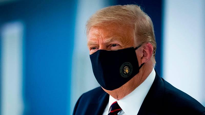 Trump dice ahora que no quiere retrasar las elecciones