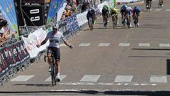 Bennet se lleva la cuarta etapa con un sprint inalcanzable