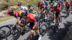 Ciclismo - Vuelta a Burgos. 4ª etapa: Bodegas Nabal - Roa de Duero