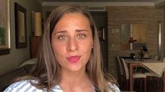 """Irene Lahuerta: """"El hecho de salir de casa supone un paso adelante e intentar mejorar todo lo que soy aquí"""""""