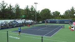Tenis - Torneo 25 Aniversario Equelite. 1º partido: Joao Sousa - Alex de Miñaur