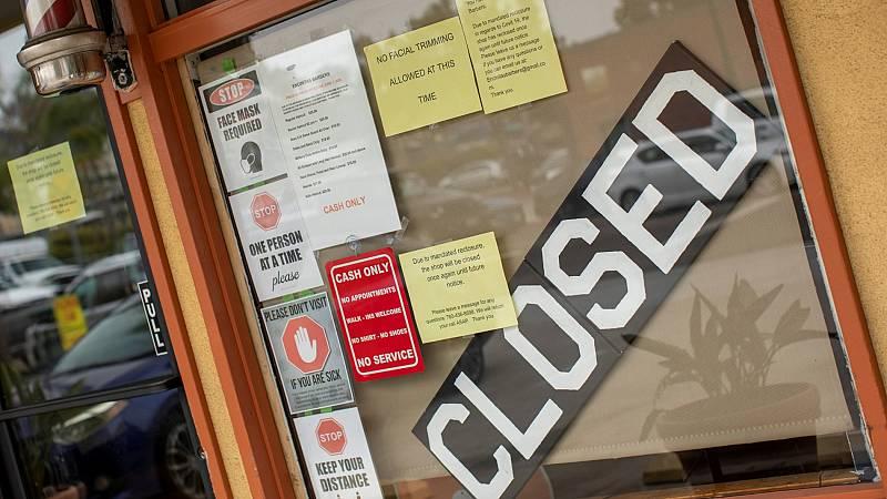 Millones de parados en EE.UU. pendientes de un acuerdo en el Congreso que mantenga la ayuda suplementaria al desempleo