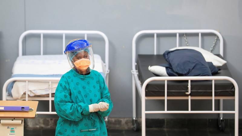 Sudáfrica roza los 500.000 contagios por coronavirus