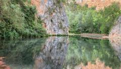 Aquí la Tierra - Monasterio de Piedra: la primera piscifactoría de España