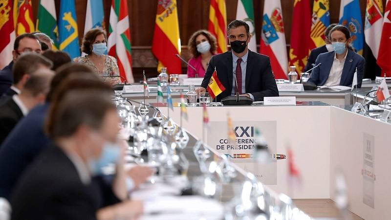 Coronavirus y fondo de recuperación: así ha sido la conferencia de presidentes en La Rioja