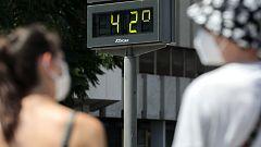 Julio finaliza con récords de temperatura y la primera ola de calor del año