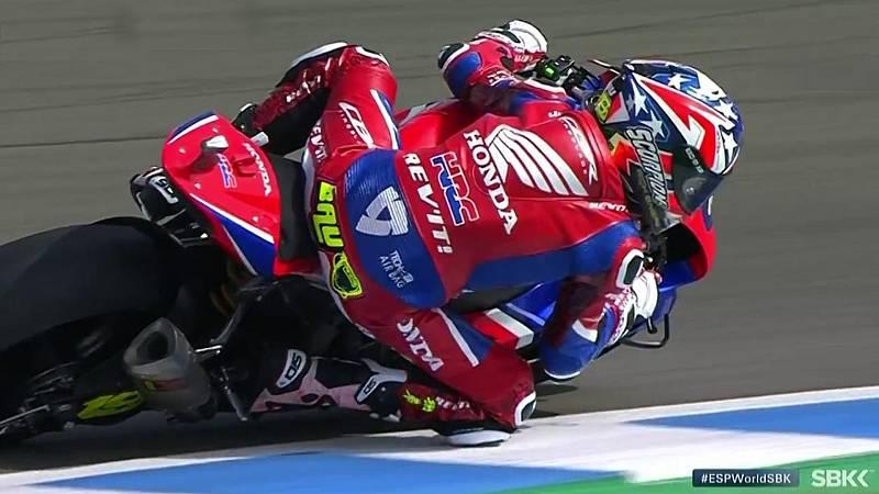 Motociclismo - Campeonato del Mundo Superbike 2020. Prueba Jerez WSBK Superpole - ver ahora