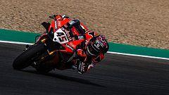 Redding logra la victoria y el liderato en Jerez