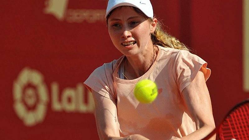 Cristina Bucsa remonta a María Gutiérrez y pasa a la final