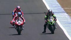 Motociclismo - Campeonato del Mundo Superbike 2020. Prueba Jerez WSBK 1ª carrera