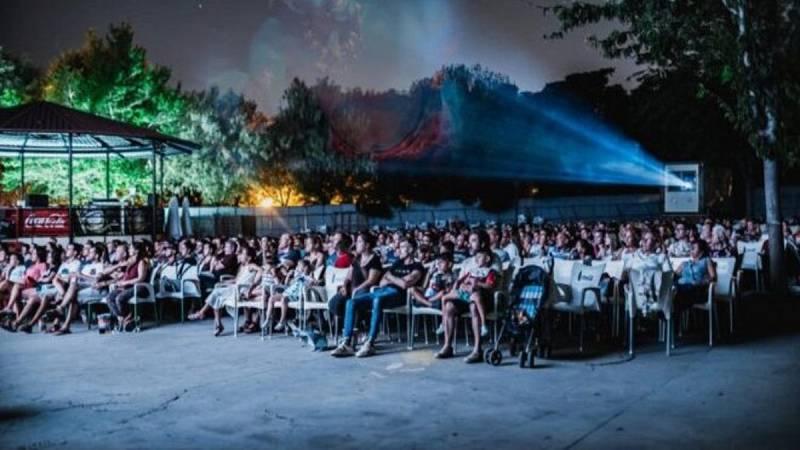 El cine de verano del Parque de la Bombilla, en Madrid, abre sus puertas