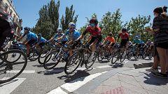 Ciclismo - Vuelta a Burgos. 5ª etapa: Covarrubias - Lagunas de Neila