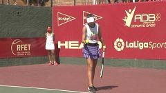 Tenis - Liga Mapfre de tenis femenino. 2ª Semifinal. Desde Les Franqueses del Vallés (Barcelona)