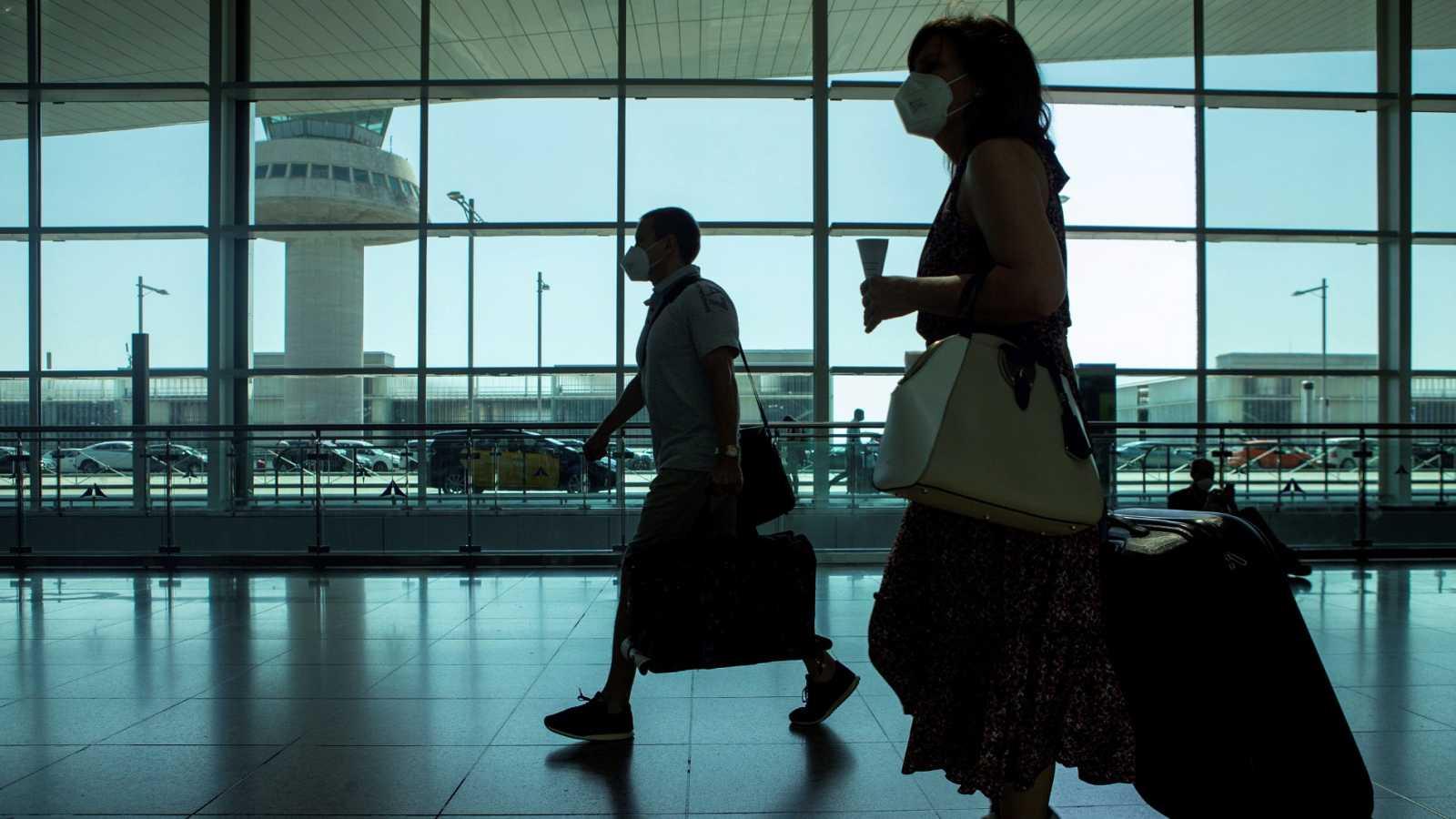 Bélgica prohíbe viajar a Navarra, Aragón, Barcelona y Lleida