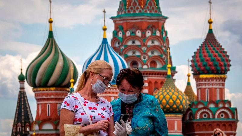 Rusia anuncia una vacunación masiva contra el coronavirus en octubre