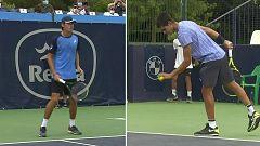 Tenis - Torneo 25 Aniversario Equelite. 1º partido: Carlos Alcaraz - Alex de Miñaur