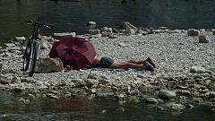 El calor se intensifica en el sur, con registros entre 40 y 43 grados en amplias zonas