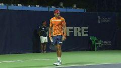 Tenis - Torneo 25 Aniversario Equelite. 2º partido: Pablo Carreño - Mario Vilella