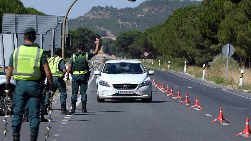 Entra en vigor el confinamiento de las localidades vallisoletanas de Íscar y Pedrajas