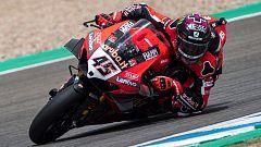 Redding repite victoria en Jerez