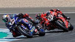 Motociclismo - Campeonato del Mundo Superbike 2020. Prueba Jerez WSBK 2ª carrera