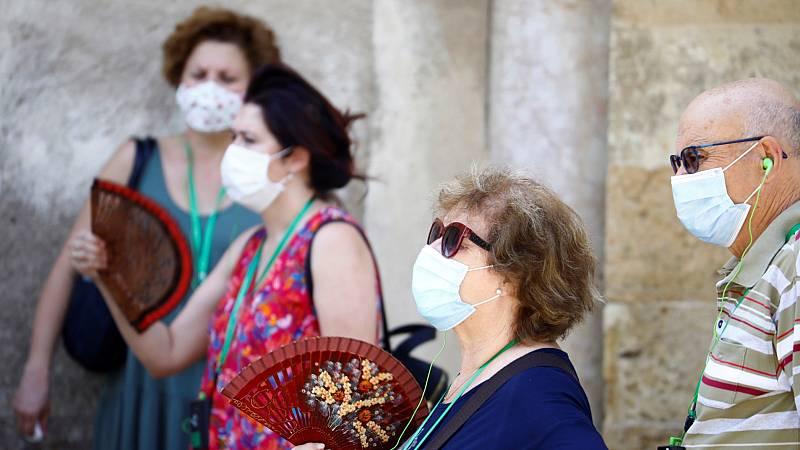 Andalucía acumula 71 brotes con más de 800 contagios