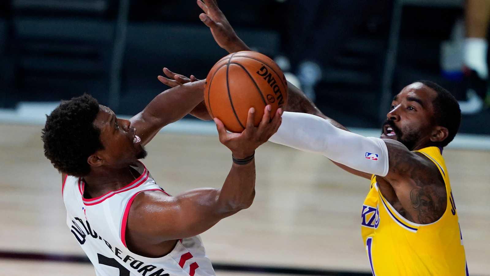 Lowry lidera a los Raptors de Gasol e Ibaka en la victoria ante los Lakers