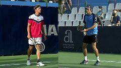 Tenis - Torneo 25 Aniversario Equelite. 3º- 4º puesto De Miñaur - Davidovich