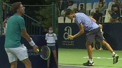 Tenis - Torneo 25 Aniversario Equelite. Final Carreño - Alcaraz