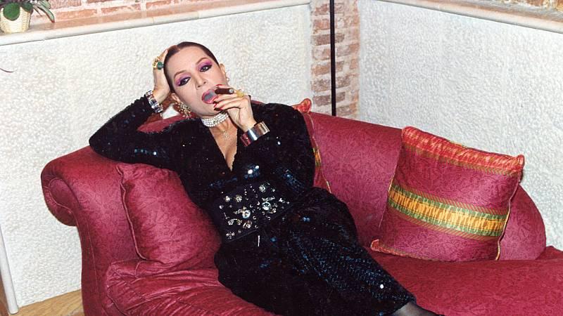 Sara Montiel mucho más que maquillaje y joyas