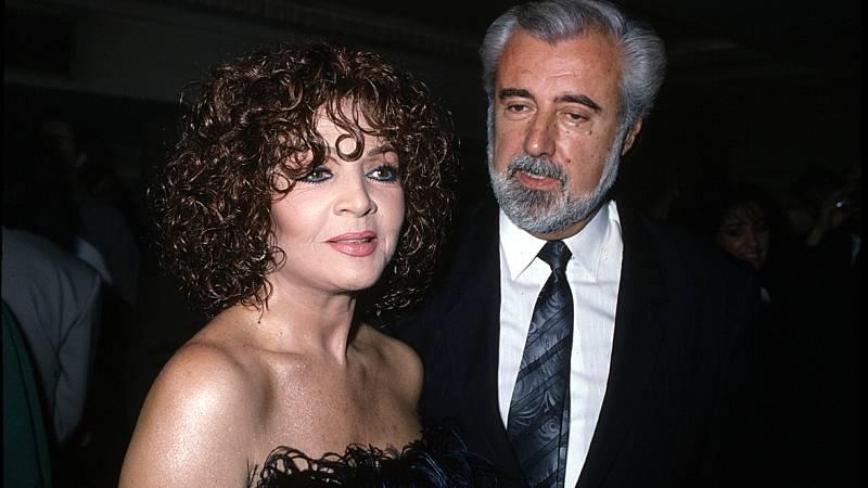 Sara Montiel y Pepe Tous, un amor tranquilo
