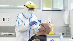 Cataluña supera los 100.000 casos positivos por coronavirus