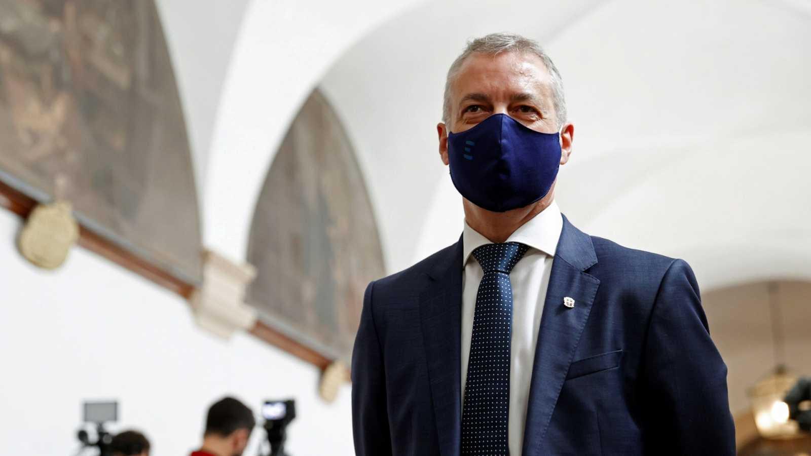 Arranca la XII legislatura vasca con la constitución del Parlamento