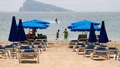 El sector hotelero confía en la vuelta del turismo internacional en agosto para remontar la temporada