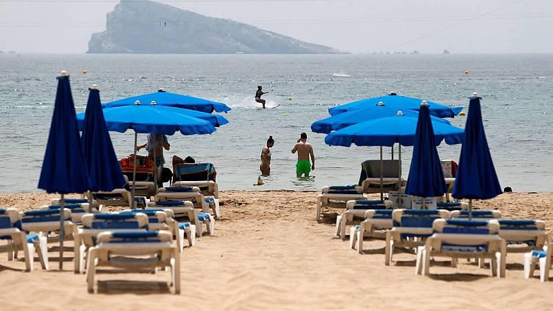 El número de turistas extranjeros cae un 97,7 % en el peor mes de junio del siglo