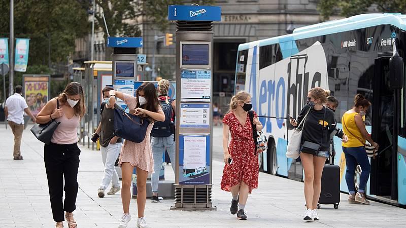 Telediario - 15 horas - 03/08/20 - Lengua de signos - ver ahora