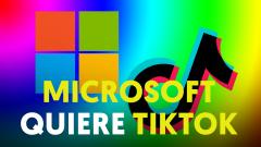 Microsoft confirma su intención de comprar TikTok en EE.UU. tras hablar con Trump
