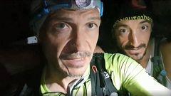Tito Parra y Julián Morcillo recorren el Anillo de Picos de Europa en tiempo récord