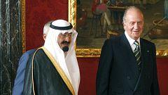 Las informaciones sobre presuntos negocios ocultos de Juan Carlos I precipitan su salida de España