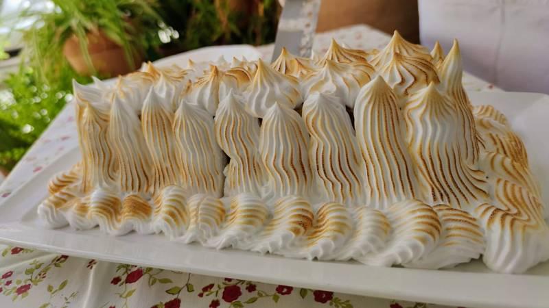 Receta veraniega: ¿has probado la tortilla de Alaska?