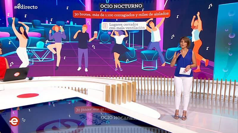 España Directo - 03/08/20 - ver ahora
