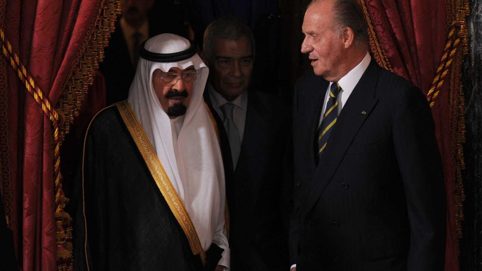 Las presuntas comisiones del Ave a La Meca, en el centro de la investigación judicial a Juan Carlos I